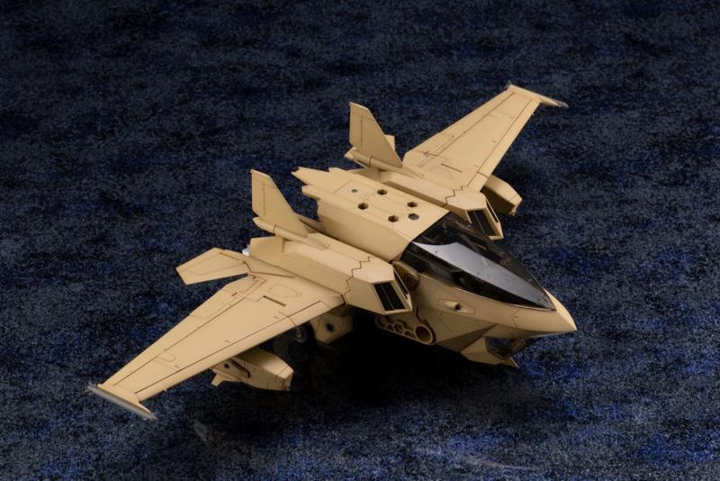 Hexa Gear Plastic Model Kit 1/24 Booster Pack 005 Desert Yellow Ver.