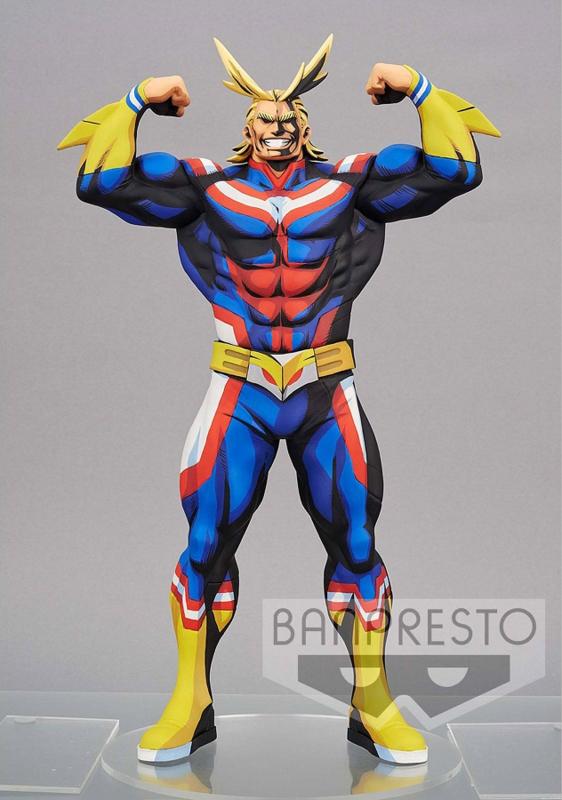 Banpresto My Hero Academia Grandista All Might Manga Dimensions