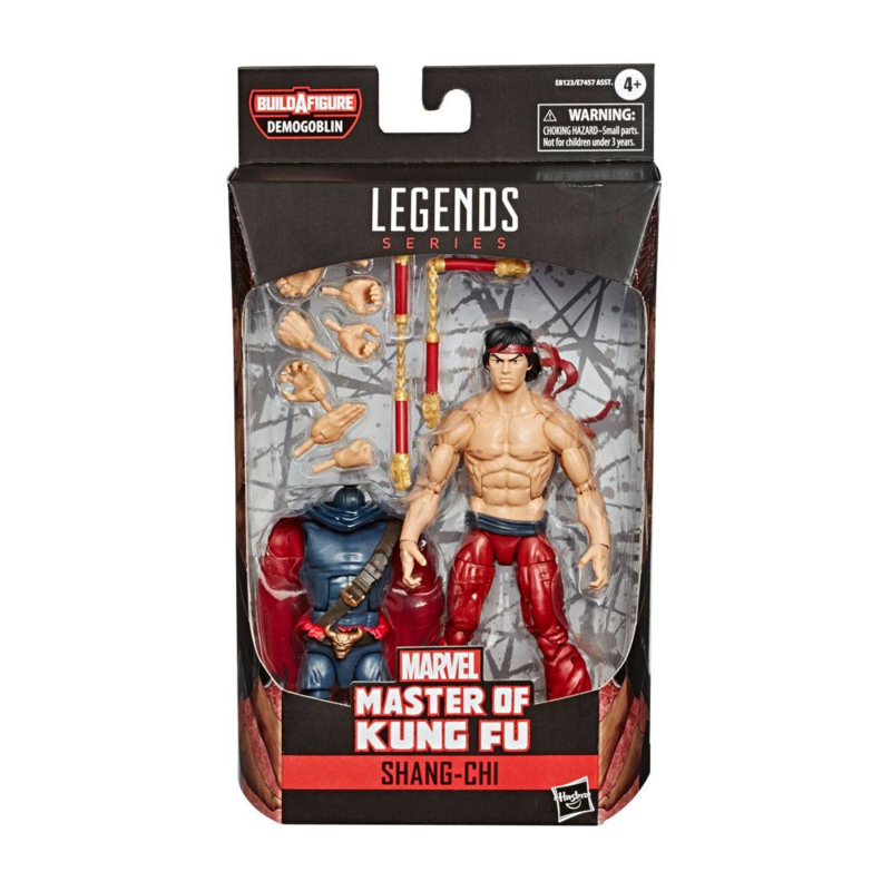 Marvel Legends Shang Chi [Marvel Master of Kung Fu]