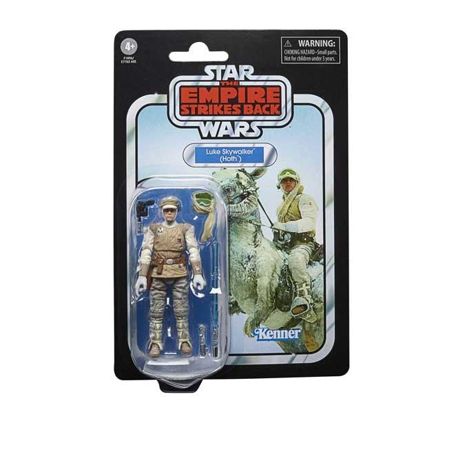Star Wars Vintage Collection Luke Skywalker Hoth [F1896]