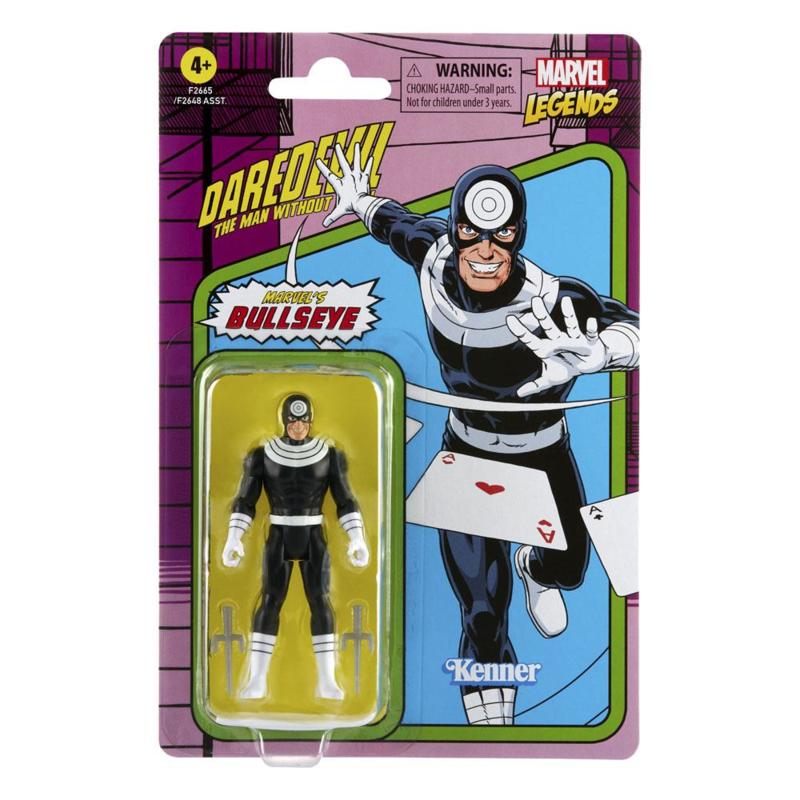 Marvel Legends Recollect Retro Marvel's Bullseye