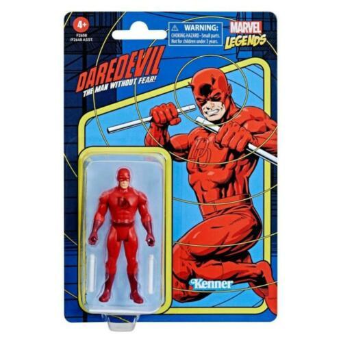 Marvel Legends Recollect Retro Daredevil