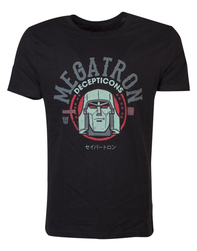 Difuzed Transformers T-Shirt Megatron