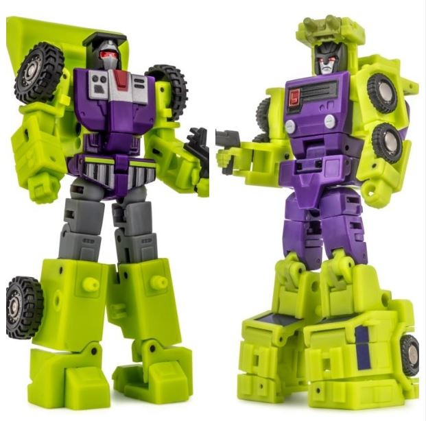 Newage H31 Crocell & H32 Marbas [Set of 2] - Pre order