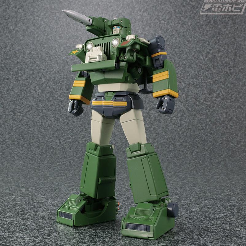 Takara Masterpiece MP-47 Hound - Pre order