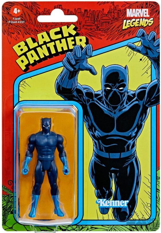 Marvel Legends Recollect Retro Black Panther