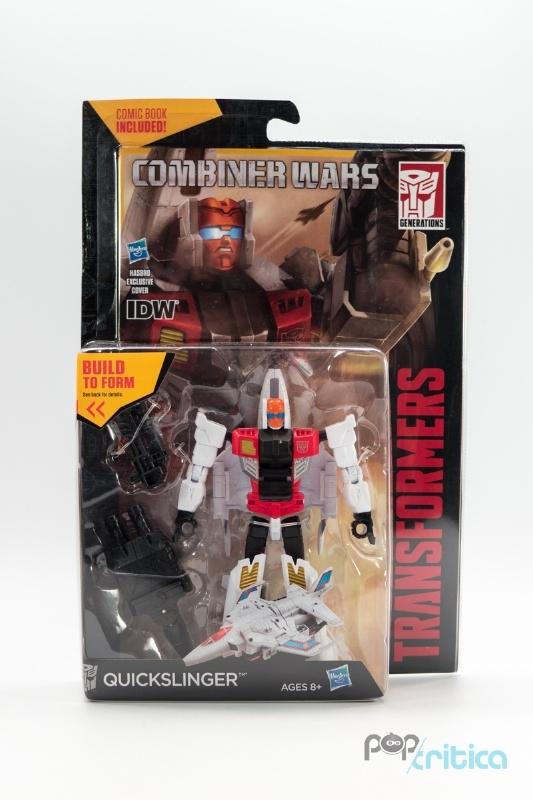Hasbro Combiner Wars Deluxe Quickslinger (Slingshot)