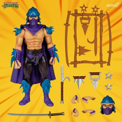 Super7 Teenage Mutant Ninja Turtles Ultimates Shredder - Pre order