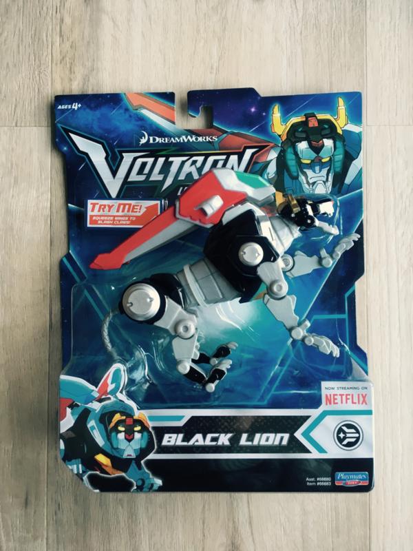 Playmates Voltron Basic Action Figure - Black Lion