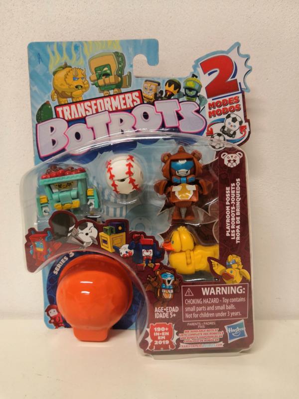 Hasbro Botbots Serie 3 Playroom Posse A [set of 5]