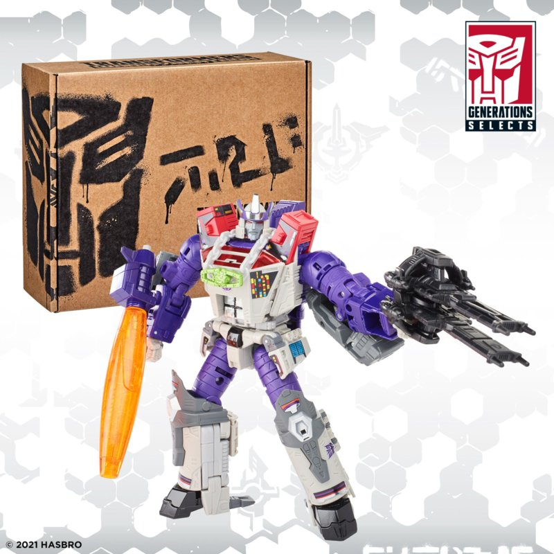 Transformers Generations Selects WFC-GS27 Galvatron - Pre order