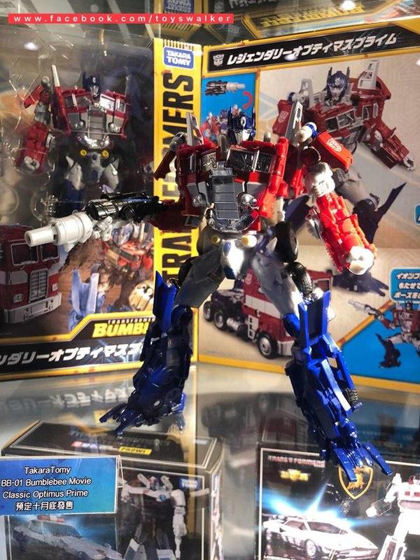 Takara BB-01 Classic Optimus Prime