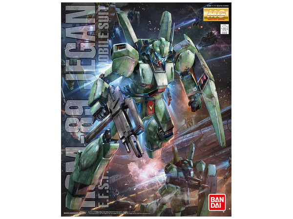 1/100 MG RGM-89 Jegan