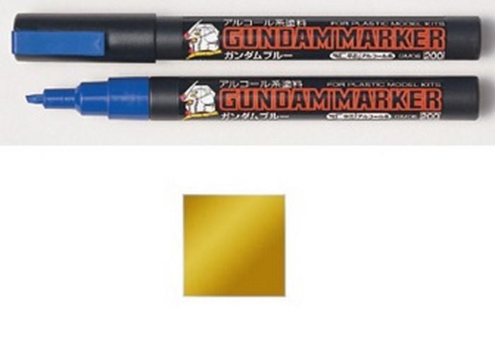 Gundam Marker GM-04 Gold Metallic Marker