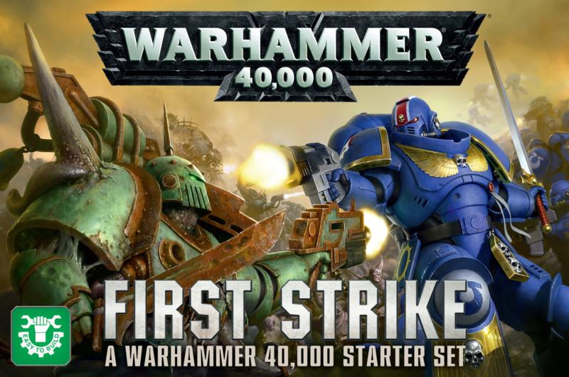 Warhammer 40K First strike