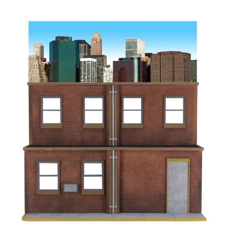 Neca Originals Diorama Street Scene - Pre order