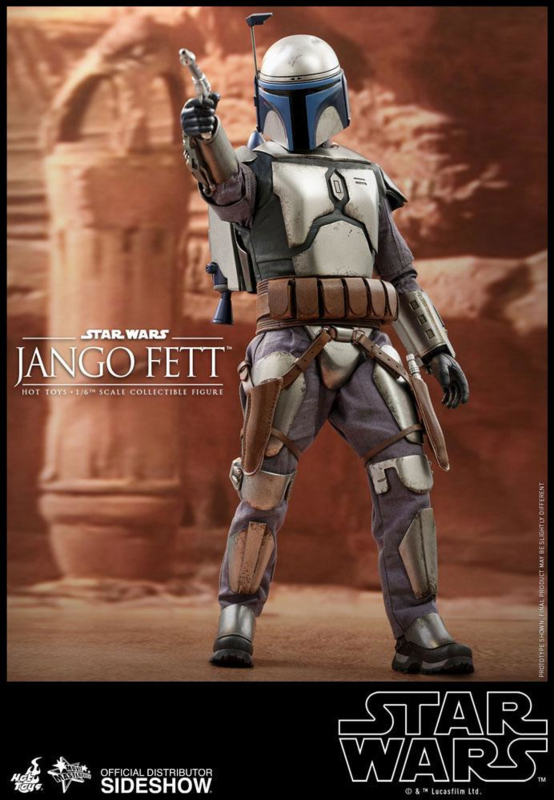 Star Wars Episode II MM AF 1/6 Jango Fett - Pre order