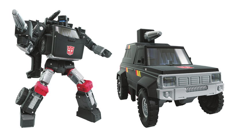 Transformers Earthrise Deluxe Trailbreaker - Pre order