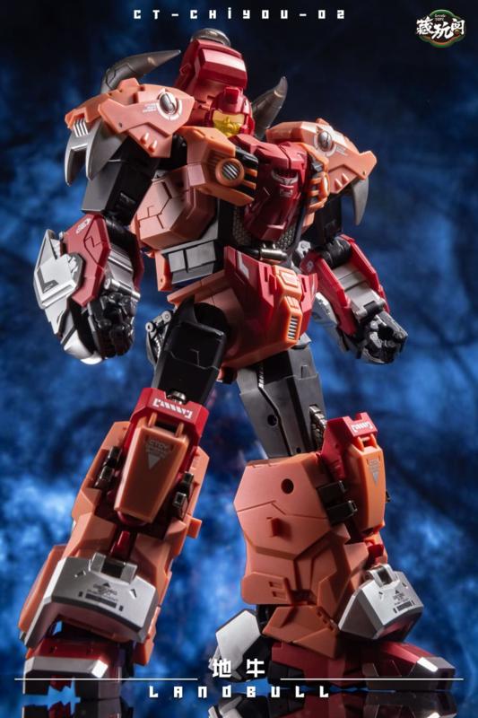 CANG Toys CT-02 Landbull