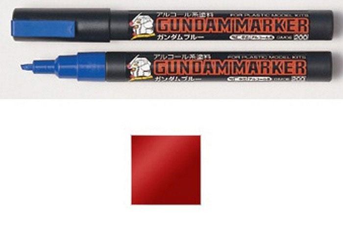 Gundam Marker GM-16 Red Metallic