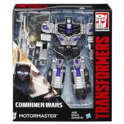 Transformers Hasbro Combiner Wars Motormaster