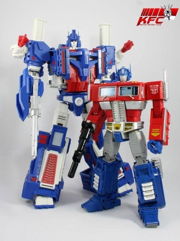 KFC EAVI METAL Phase 3 CITIZEN STACK ULTRA MAGNUS