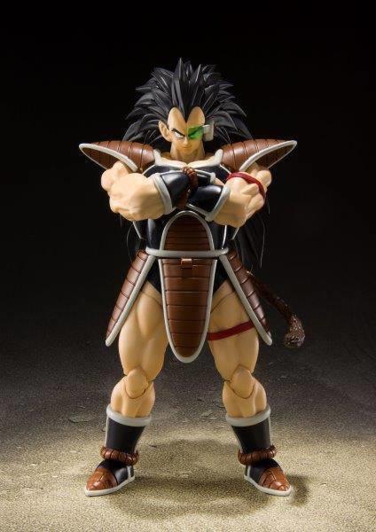 Dragonball S.H. Figuarts Action Figure Raditz - Pre order