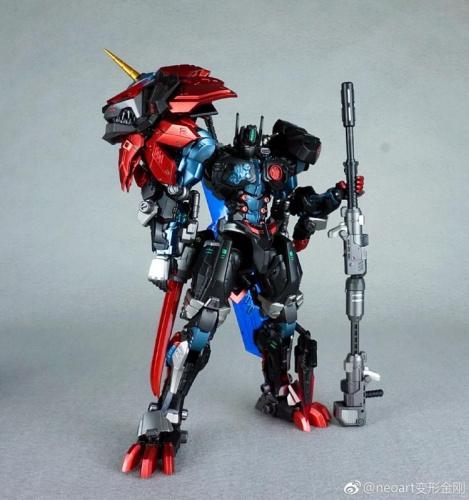 Neoarttoys - NT-11 Xerxes Black