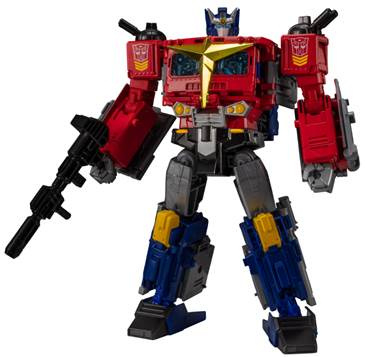 Takara Tomy Mall Exclusives Select Star Convoy