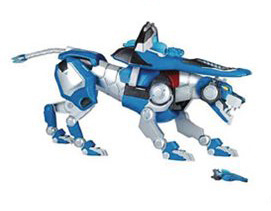 Playmates Voltron Intelli-Tronic Blue Lion