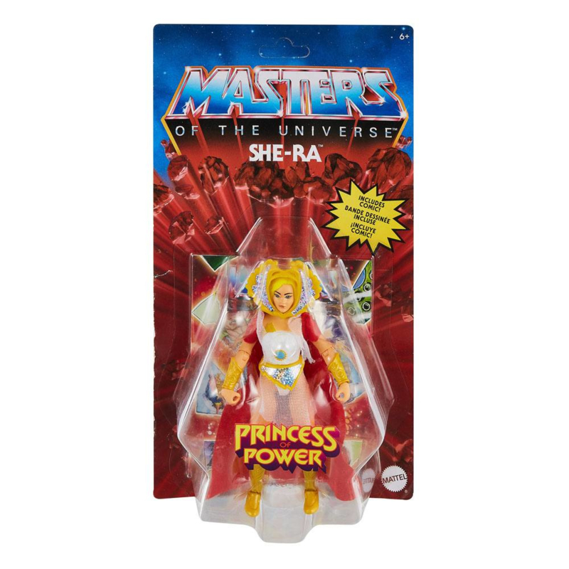 Masters of the Universe Origins Action Figure She-Ra