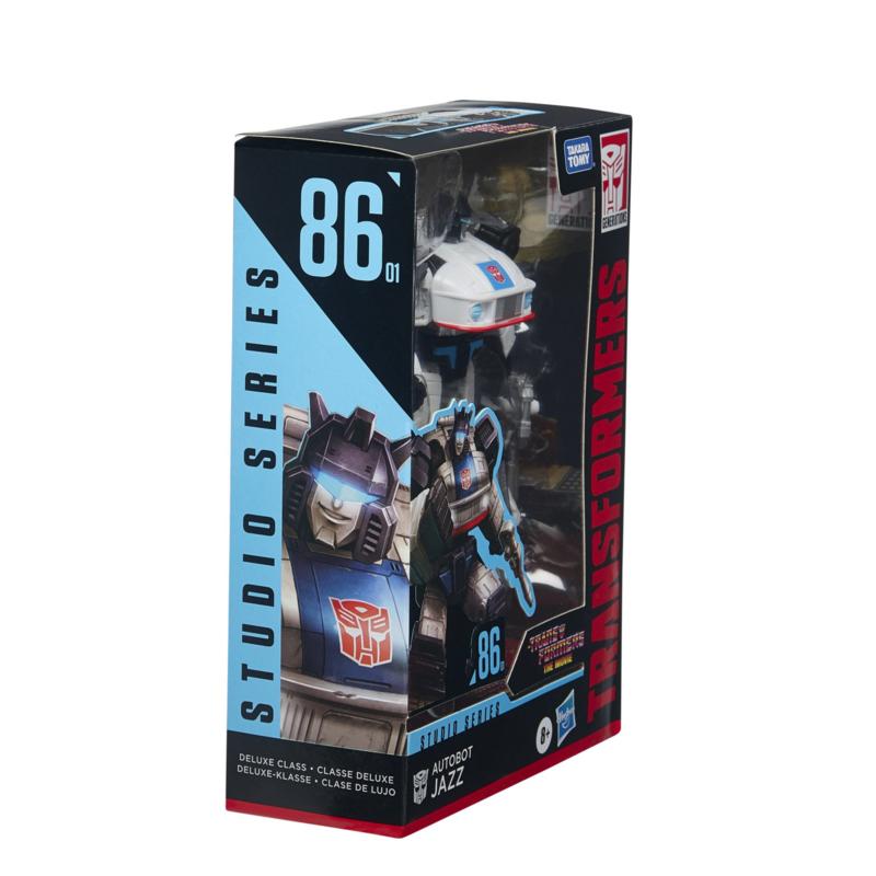 Hasbro Studio Series 86-01 Deluxe Jazz - Pre order