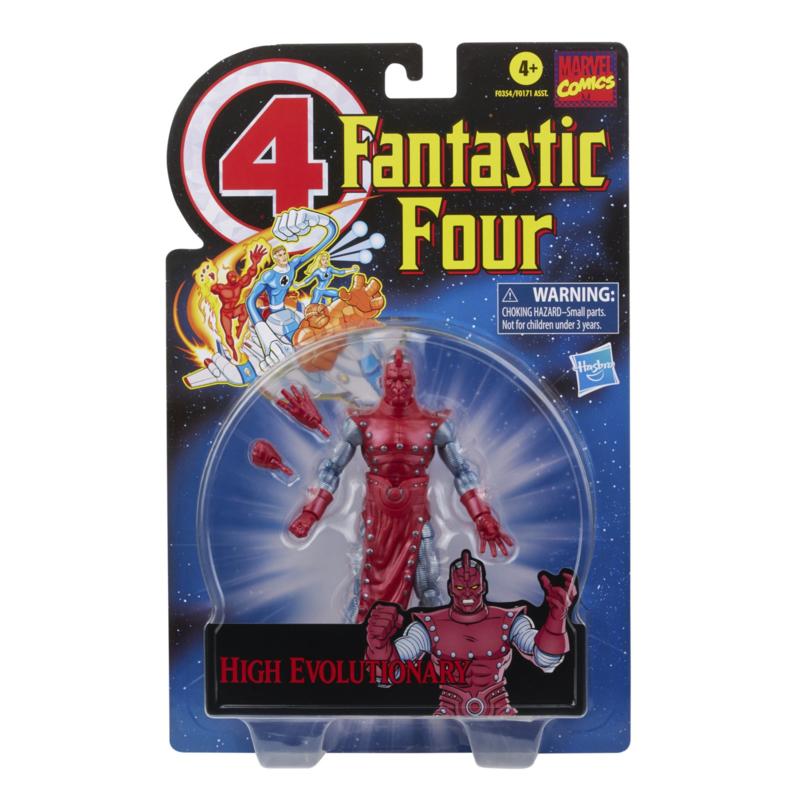 Marvel Legends Fantastic 4 Retro Marvel's High Evolutionary - Pre order