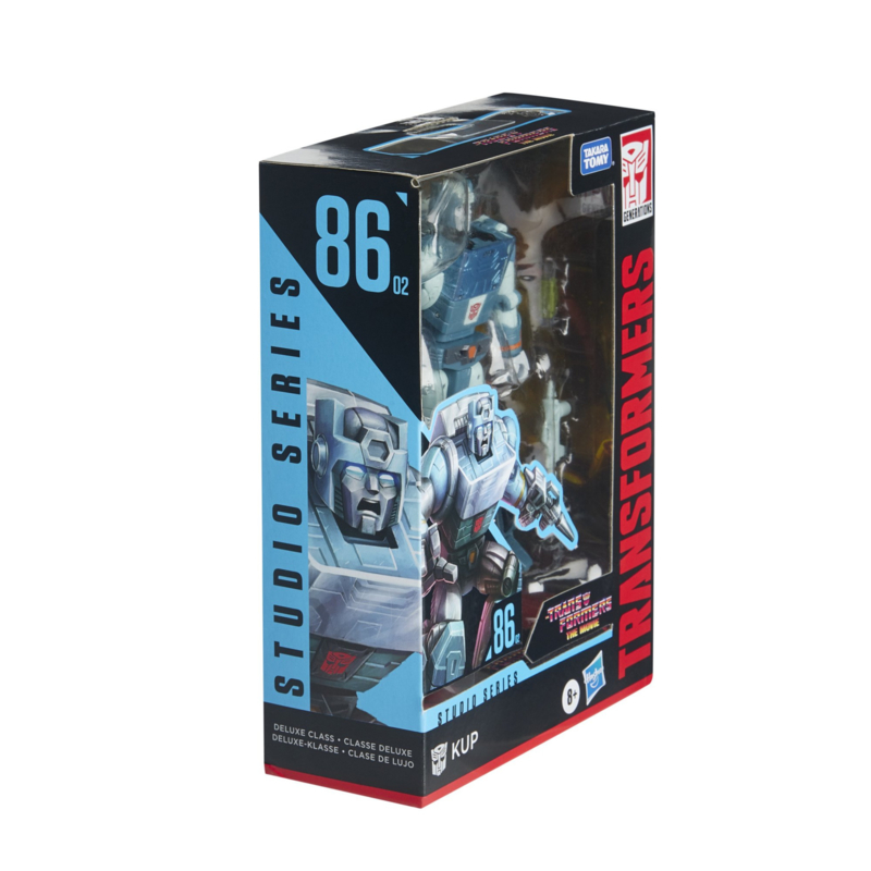 Hasbro Studio Series 86-02 Deluxe Kup - Pre order