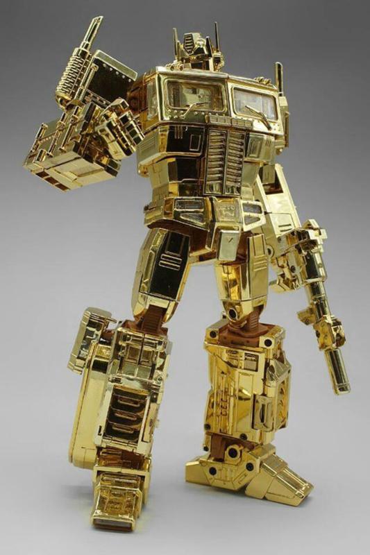 MP-10G Gold Version KO