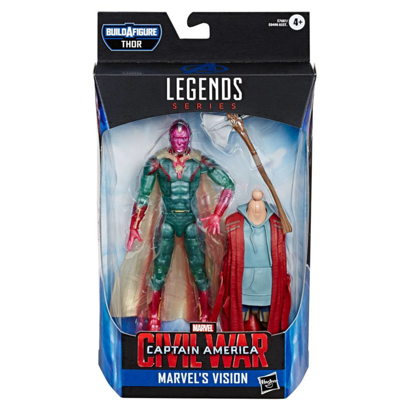 Marvel Legends Marvel's Vision [Captain America: Civil War] - Pre order