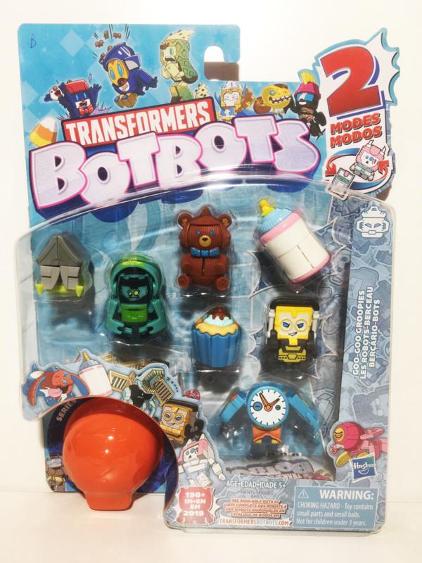 Hasbro BotBots  8-Packs GooGoo Groopies B