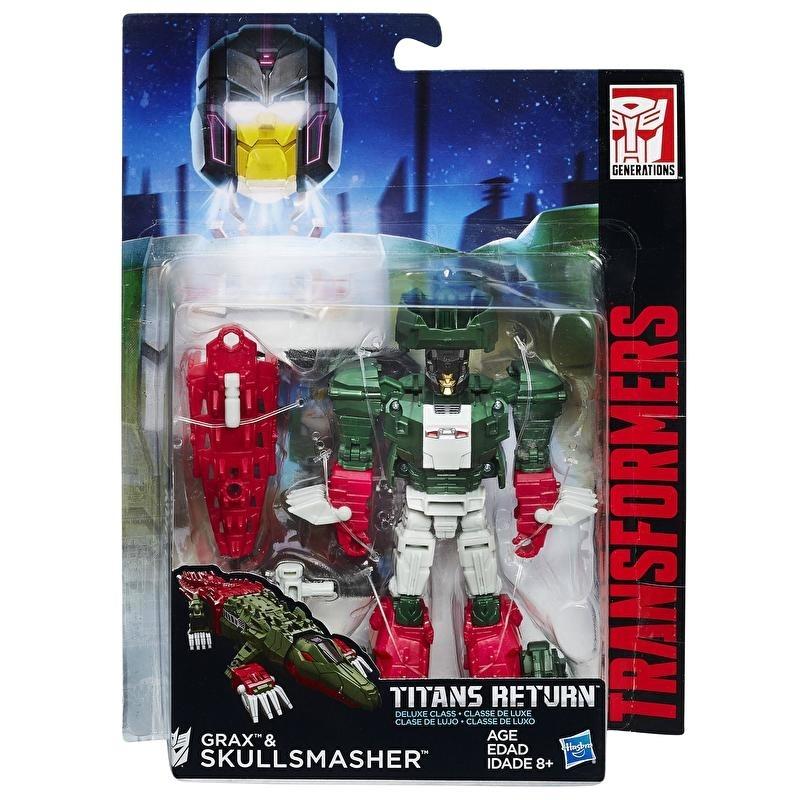Titans Return Deluxe Skullsmasher