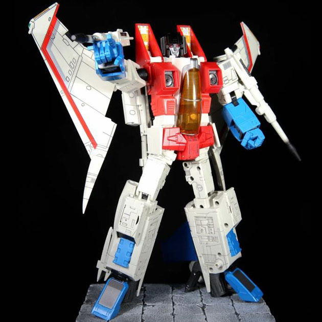 Robot Hero CG-01 Starscream OS