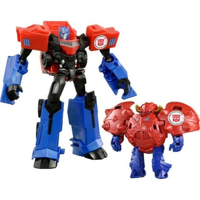 Takara TAV-41 Optimus Prime w/ Gravity & Armor