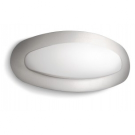 Philips myGarden Gale RVS wandlamp