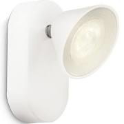 Philips myLiving Tweed LED Opbouwspot