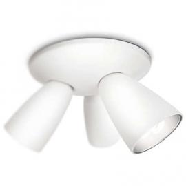 Philips Ecomoods Harmonic (Glad) Plafondspotlamp