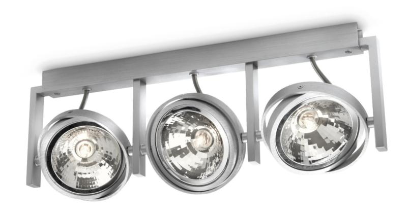 Philips myLiving Fast spotlamp alu