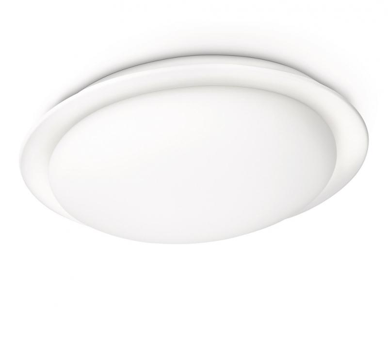 Philips Ecomoods Feeling plafondlamp Wit