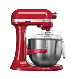 KitchenAid meest sterke mixer - 6,9 liter - rood