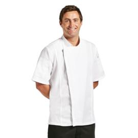 Chef Works Springfield - Koksbuis met rits - unisex - 4 maten