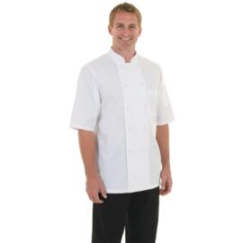 Chef Works Montreal Cool heren Koksbuis - korte mouwen - 6 maten