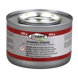 Sterno brandpasta 2 uur - 144 stuks