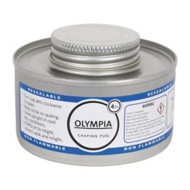 Olympia vloeibare brandstof 4 uur